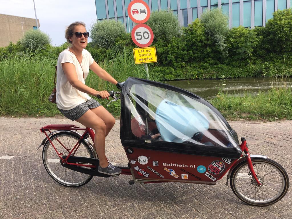 BOAH Bikes - Over ons - Eerste bakfiets