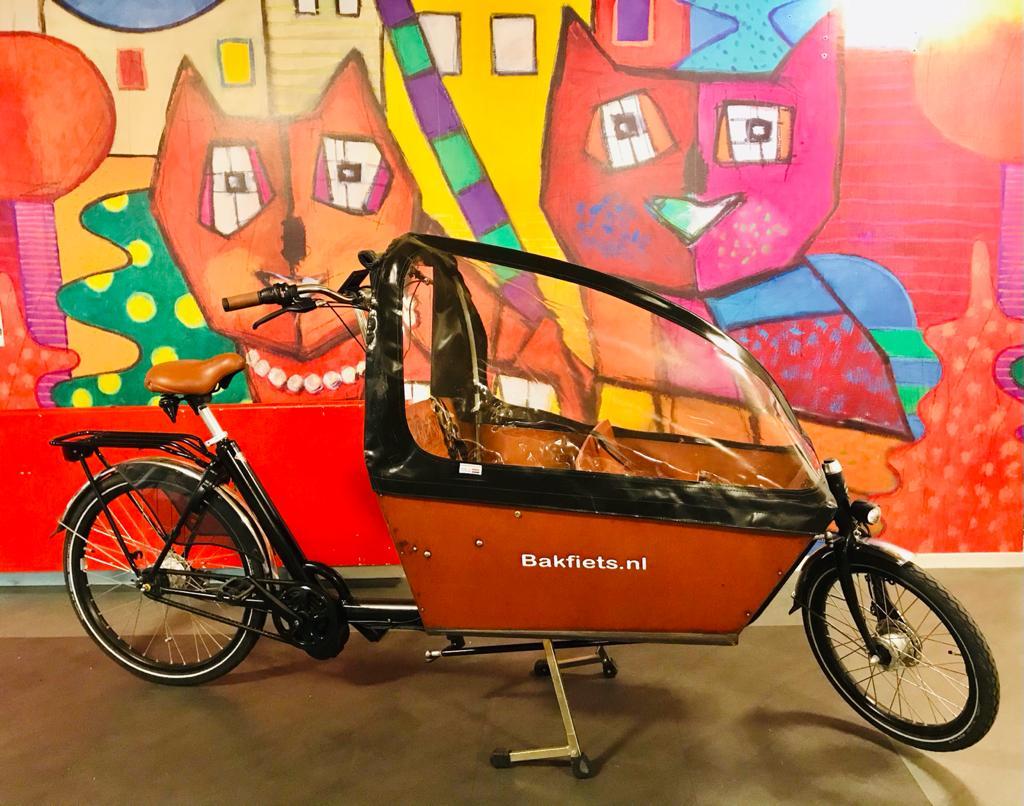 BOAH Bikes - Elektrische fiets
