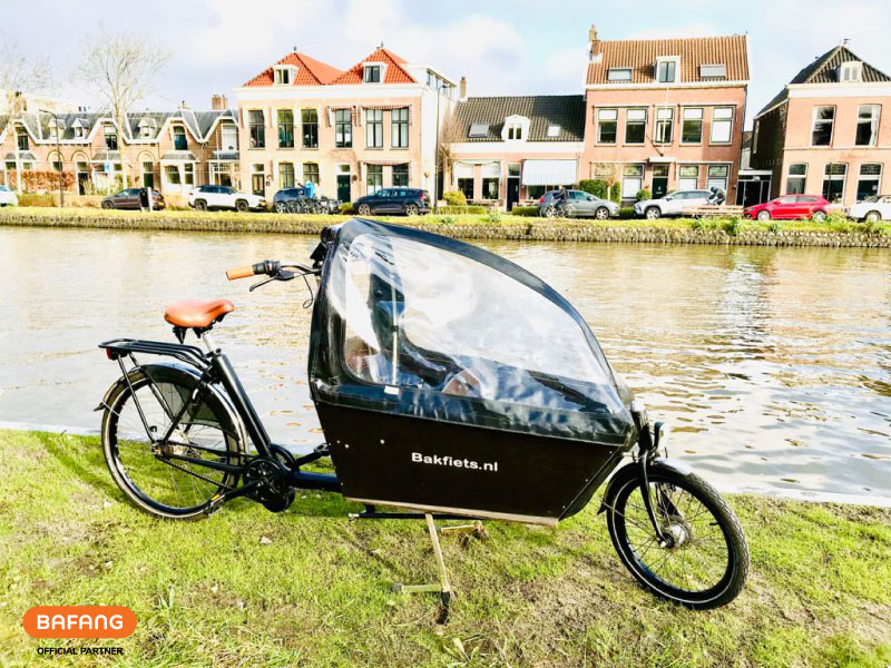 BOAH Bikes - Tweedehands bakfiets kopen